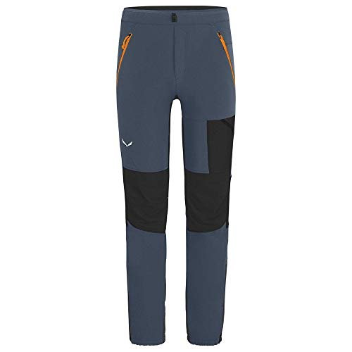 Salewa 00-0000027197_3863 Pantalon Homme, Ombre Blue/0910/4570, FR : S (Taille Fabricant : 46/Small)