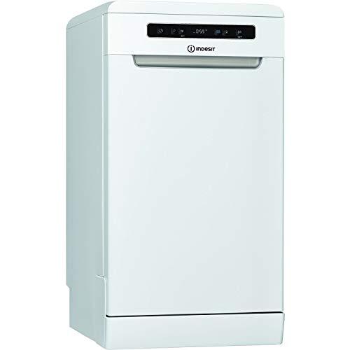 Indesit Slimline Freestanding Dishwasher - White