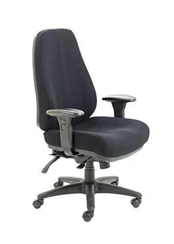 Office Hippo Ergonomic Chair Office, Computer Chair for Home, Orthopedic Office Chair, Wheels, Swivel, Black
