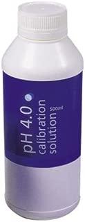 Bluelab PH 4.0 Calibration Solution, 500 milliliters