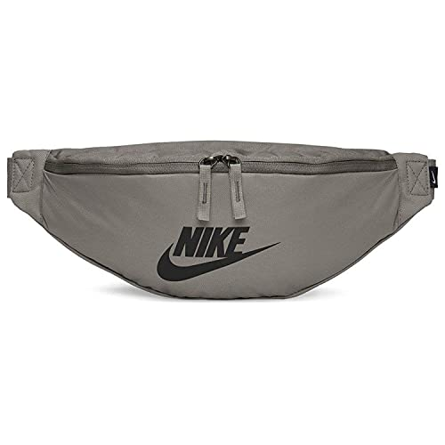 Nike Unisex Sportswear Heritage Gürteltasche Grau One Size