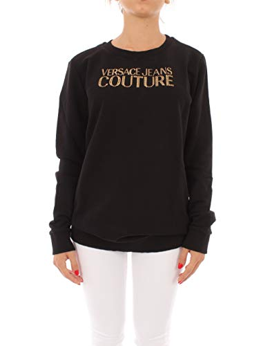 VERSACE JEANS COUTURE vrouwen Lady lichte trui sport hoodie