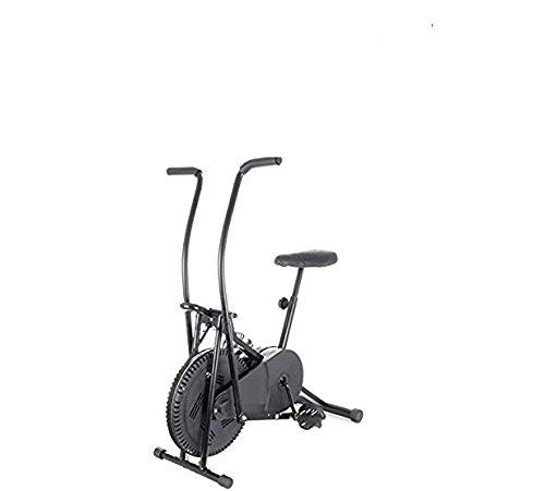 Monex BGA 2001 Deluxe Design Lifeline Dual Action Stamina Air Bike Gym Exercise Cycle with Moving...