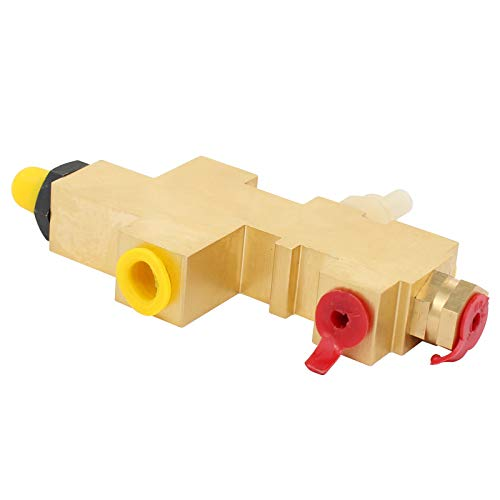 XtremeAmazing Proportioning Valve Compatible with Jeep Wrangler CJ XJ YJ 1989-1996 PV8 5083808AA 52009115