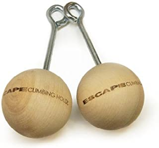 "Escape Climbing 3"" Wood Power Ball Pack 