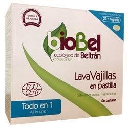 Biobel: Pastillas Lavavajillas Ecologicas