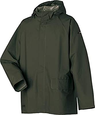 Helly-Hansen Men's Workwear Mandal Jacket, Army Green - M by Helly Hansen Work Wear