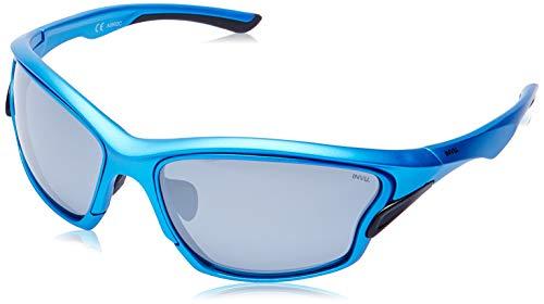 INVU Gafas de sol 2902 A Matt Blue lentes intercambiables polarizadas