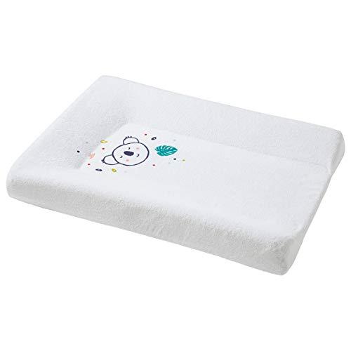 Babycalin - Funda para colchón cambiador de esponja (50 x 71 cm)