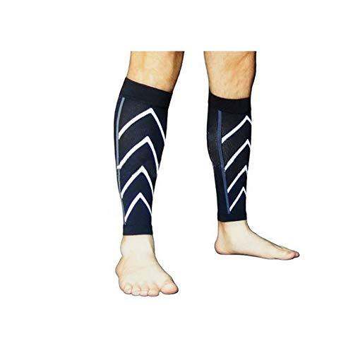 Rodilleras de compresión para correr y practicar deportes de compresión unisex