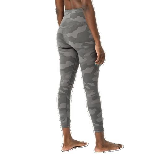 QTJY Leggings Push-up de Camuflaje para Mujer, Pantalones de Yoga para Fitness, Cintura Alta, sentadilla, Deportes, Mallas para Correr al Aire Libre, D XL