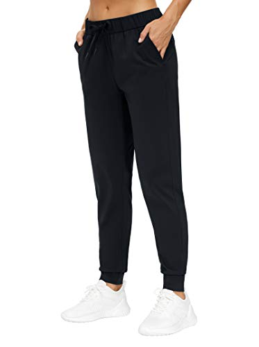 THE GYM PEOPLE Women's Tapered Joggers Pants Loose fit DrawstringWorkout Sweatpants with Pockets...