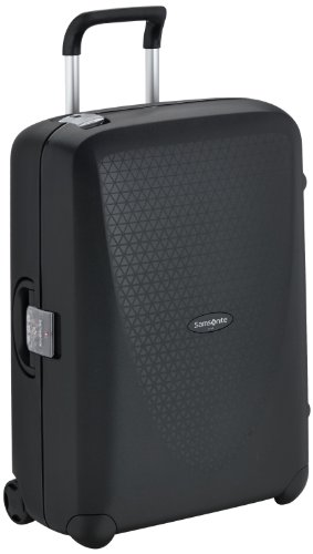 Samsonite Termo Young Upright M Koffer, 67 cm, 69 L, Schwarz (Black)