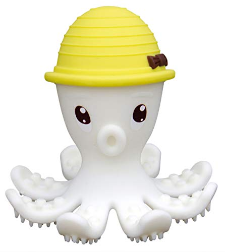 Baby-To-Love BONNIE THE OCTOPUS (Jaune)