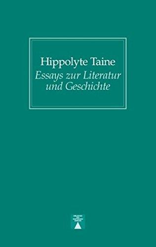 Essays zur Literatur und Geschichte (Bibliothek des skeptischen Denkens)