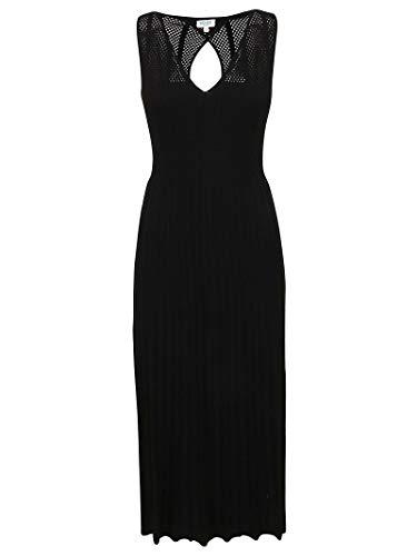 Kenzo Luxury Fashion FA52RO50084299 - Vestido de viscosa para mujer, color negro
