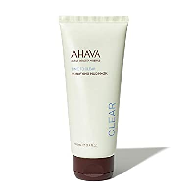 AHAVA Purifying Mud Mask 100 ml from Dead Sea Laboratories Ltd