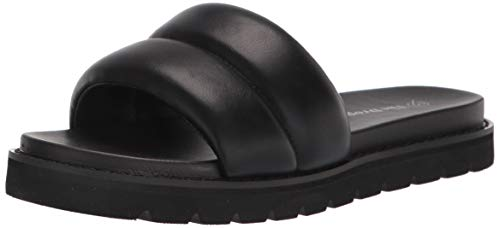 The Drop Women's Issi Quilted Flatform Sporty Sandal