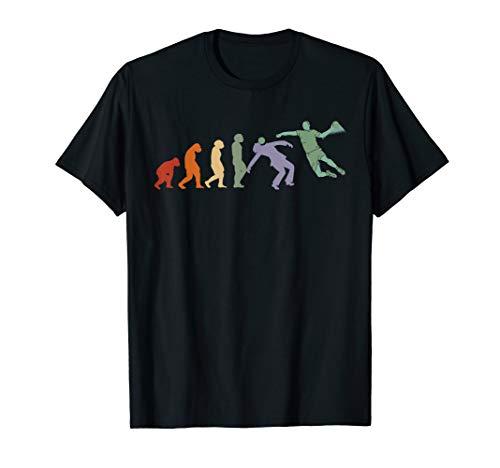 EVOLUTION Handball Taining Trainer Sport Handball Ball T-Shirt