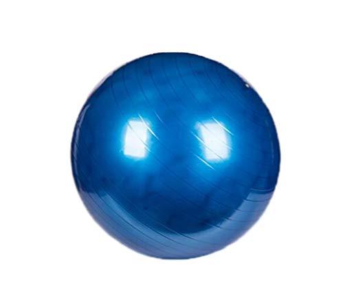 QMMCK Fitness Yoga Ball met luchtpomp Pilates Strekken Yoga hulpmiddel explosievrij en antislip wordt gebruikt om fitness yoga te trainen.