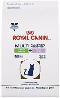Royal Canin Veterinary Diet Feline Multifunction Urinary + Calm Dry Cat Food 6.6 lb