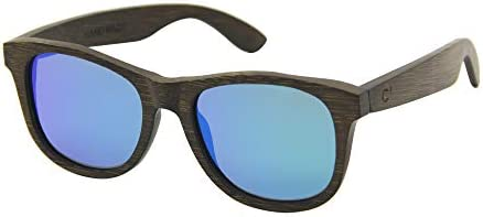 C3 Handmade Natural Bamboo polarized UV protection Sunglasses for Men and Women for Traveling product image