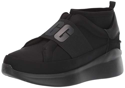 UGG Female Neutra Sneaker Shoe, Black/Black, 5 (UK)