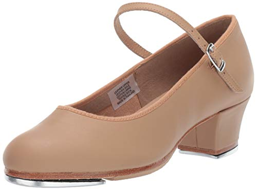 Bloch Women's Show-Tapper Dance Shoe, tan, 7 Medium US