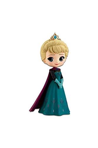 Banpresto Figurine - Disney - Q Posket Characters - Elsa Coronation Style - 14 cm