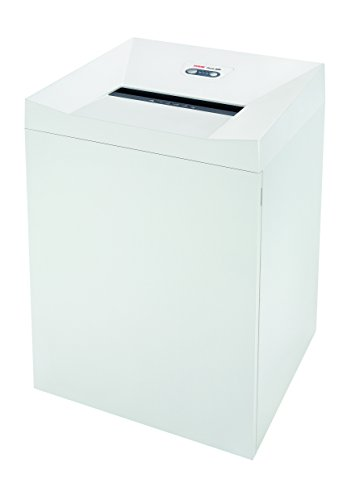 HSM Pure 630 Strip-Cut; shreds up to 42 sheets; 34.3-Gallon Capacity Continuous Operation Shredder