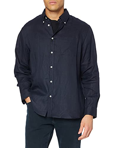 Brooks Brothers Camicia Regent Taschino Manica Lunga Sportiva Uomo,...