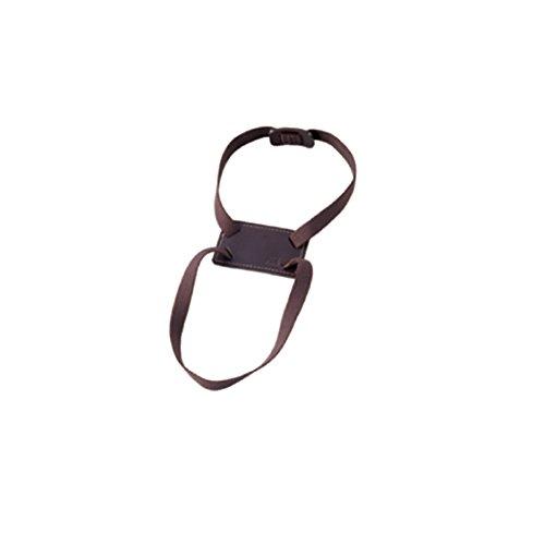 セシール スーツケースベルト・ネームタグ ブラウン 8.8×5 ゴム紐の長さ110cm ずれにくい! トラベル固定ベルト WF-2818