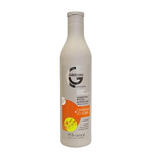 Greenini Greenini Champu Naranja Y Jojoba Volumen Equilibrado 500ml - 500 ml