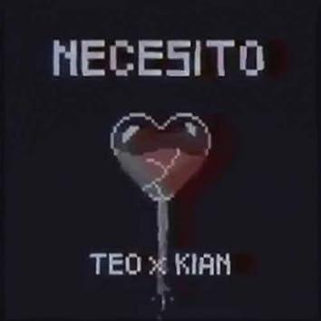 Necesito (feat. Teo)