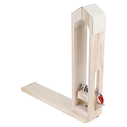 Clip de cuero para trabajo de madera, abrazadera de costura a mano para Leathercraft que cose la mesa de bricolaje herramienta de escritorio