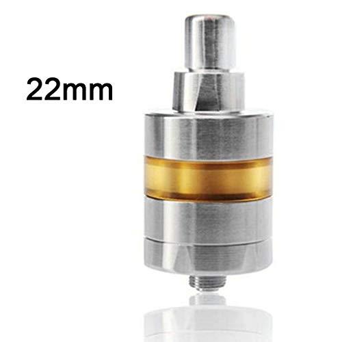 2 Ml / 3,5 Ml Kapazität Edelstahl Kayfun Lite Austauschbarer Tankzerstäuber Mit 22 Mm / 24 Mm Durchmesser Für Vape-Zubehörsatz