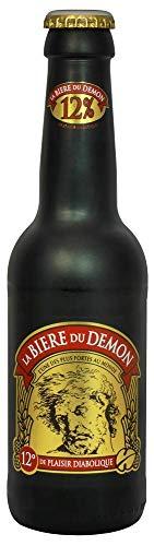 Bier Du Demon 0,25 lt. - La Biere du Demon - Steige mit 24 Flaschen x 0,25 lt.