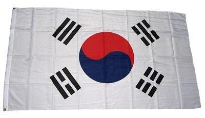 Fahne / Flagge Südkorea NEU 60 x 90 cm Fahnen Flaggen by FahnenMax®