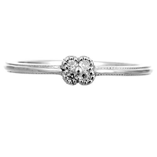 [ココカル]cococaru シルバー リング ダイヤ ダイヤモンド 指輪 レディース sv925 ギフト 贈り物 記念日 プレゼント 日本製(15)