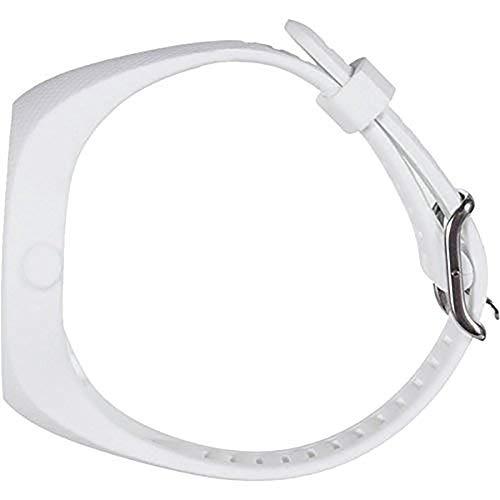 LNIMIKIY Correa de muñeca de reloj inteligente accesorios de repuesto con hebilla banda de correr caso pulsera de silicona suave portátil universal de moda deportiva para Polar M200