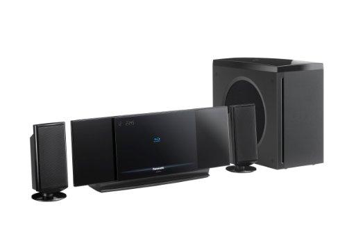 Panasonic SC-BTX75EG-K 2.1 Blu-ray Heimkinosystem schwarz