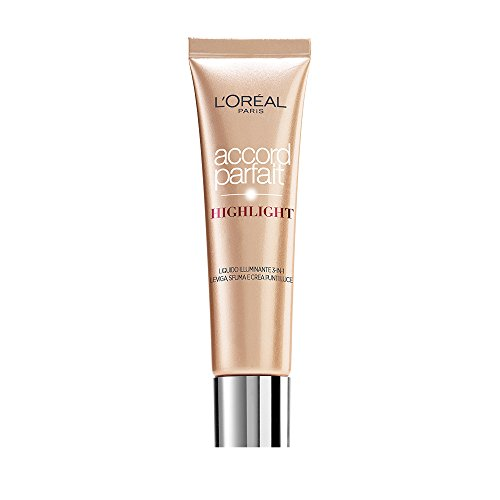 L'Oréal Paris Iluminador Accord Perfect Líquido 101 Golden Glow