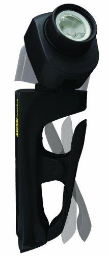 Rayovac RNC3AA-B RoughNeck Flex360 LED Clamp Flashlight