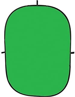 Impact Collapsible Background - 5 x 7' (Chroma Green) [Camera]