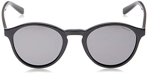 Polaroid - PLD 1013/S - Occhiali da sole Uomo Rotondi - Polarizzati - Materiale leggero - Custodia protettiva inclusa