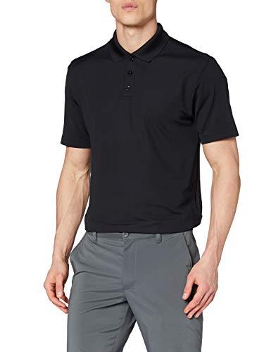 Under Armour Herren UA TAC Performance Polo Poloshirt, Black / / Black, LG