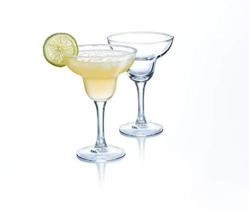 Luminarc N1643 - Juego de 6 vasos de margarita (27 cl), transparente