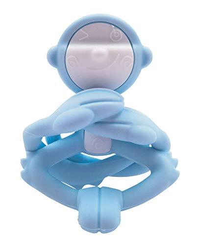 Rose Baby-To-Love Mombella Jouet de dentition b/éb/é Pieuvre 3D