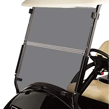 buggies unlimited Club Car Precedent (04-Up) Golf Cart Fold-Down Windshield (Tinted)