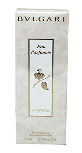 Bvlgari Eau Parfumée Au Thé Blanc 75ml Eau de Cologne Spray